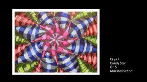 Artwork by Kaya, Grade 5