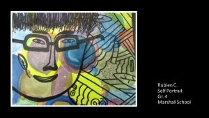 Artwork by Rubien, Grade 4